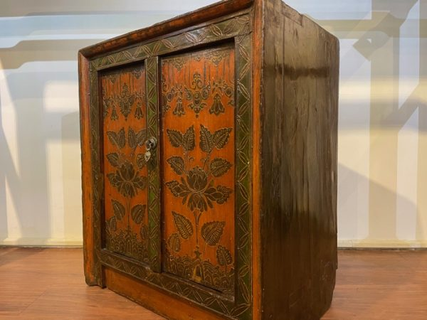 BW Small Painted Cabinet - 5