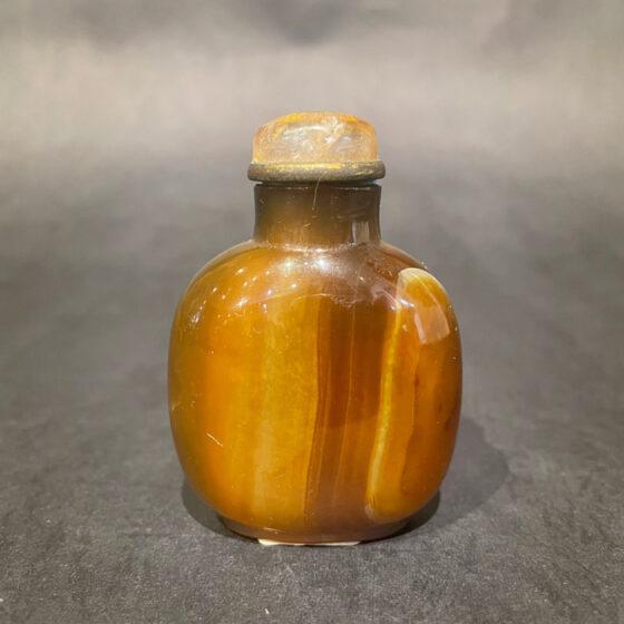 Agate Snuff Bottle FA-1480