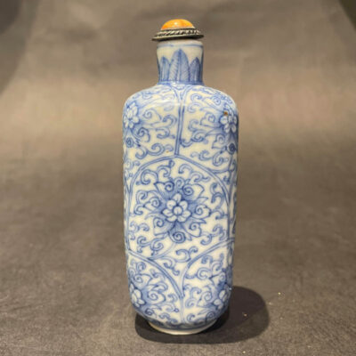 Porcelain Snuff Bottle FA-215