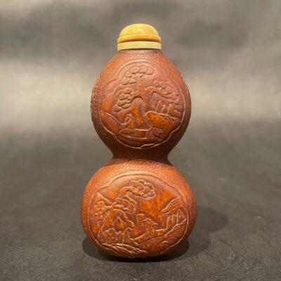 Gourd Snuff Bottle FA-374
